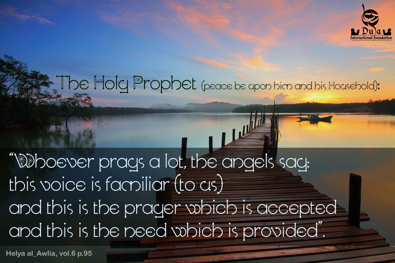 Praying effects